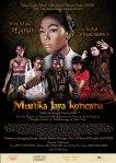 Poster Karakter Mustika Jaya Kencana A3