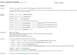 Memasang Kode Adsense di WordPress tanpa Plugin