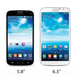 Samsung GALAXY Mega, Smartphone 'Rasa Tablet'