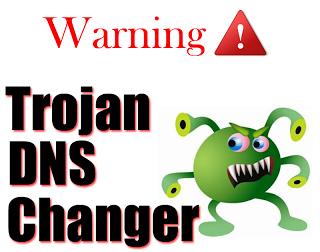 Virus Trojan pada Blog