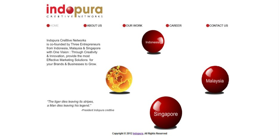 PT. Indopura   http://indopura.com