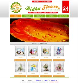 CV. Ridha Flowers   http://ridhaflowers.com