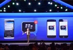BBM Android dan iOS