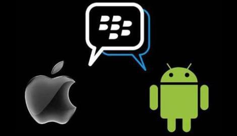 BBM Android dan iPhone