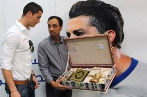 Cristiano Ronaldo Mengagumi Al-Quran