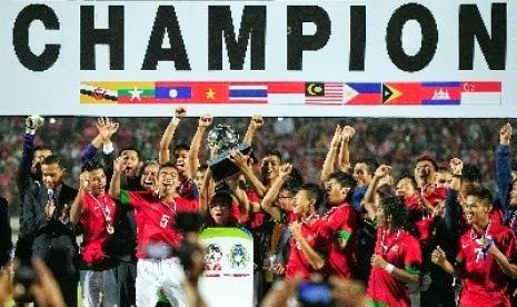 Gelar Juara Timnas U-19 Terancam Akan Di Cabut