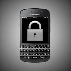 Keamanan BlackBerry