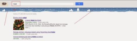 Google Hari Natal