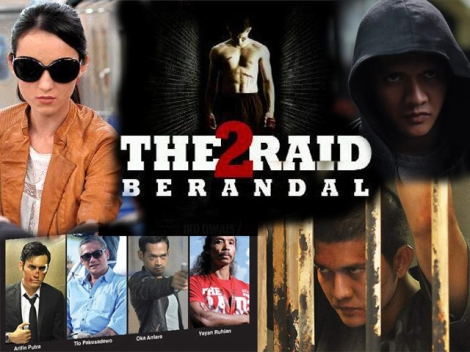 THE RAID 2 : BERANDAL