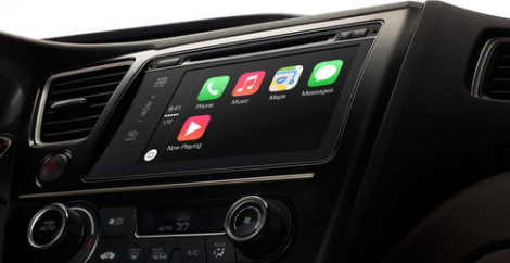 iOS for Car