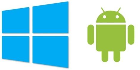 Windows dan Android